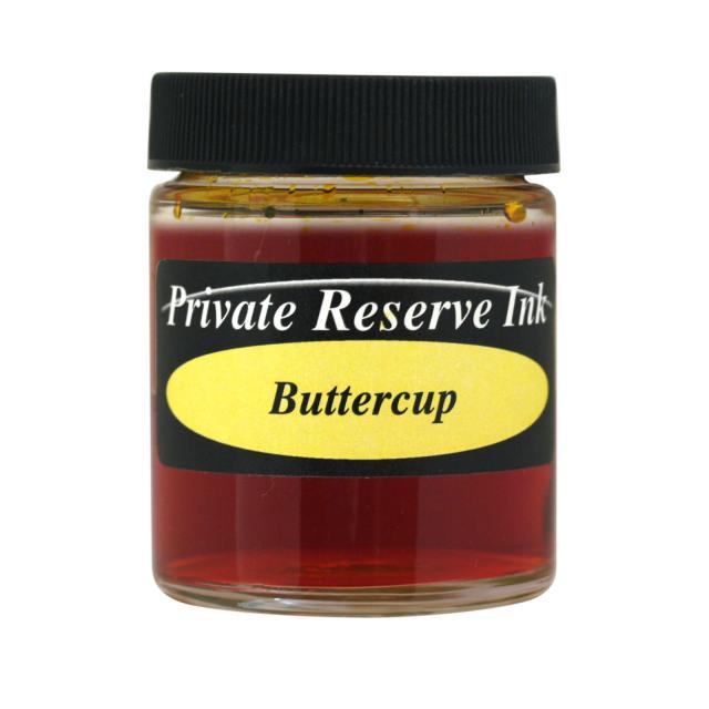 【即納可能】プライベートリザーブインク(Private Reserve Ink) ボトルインク バターカップ Buttercup