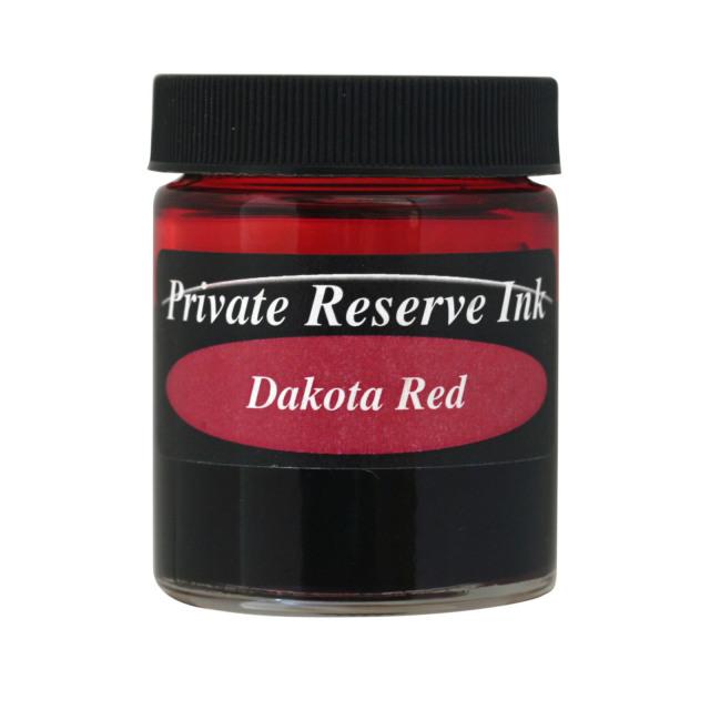 【即納可能】プライベートリザーブインク(Private Reserve Ink) ボトルインク ダコタレッド Dakota Red
