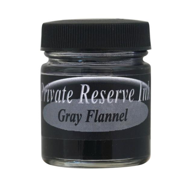 【即納可能】プライベートリザーブインク(Private Reserve Ink) ボトルインク グレイフラノ Gray Flannel