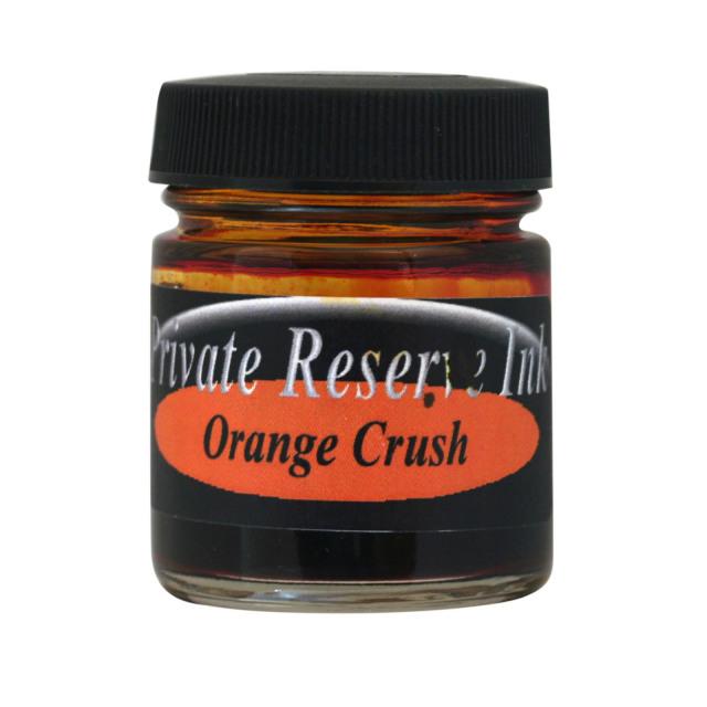 【即納可能】プライベートリザーブインク(Private Reserve Ink) ボトルインク オレンジクラッシュ Orange Crush