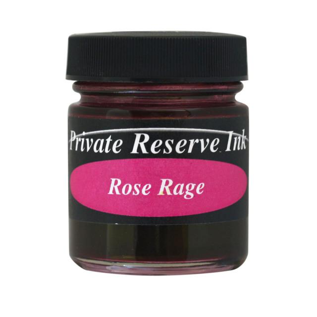 【即納可能】プライベートリザーブインク(Private Reserve Ink) ボトルインク ローズレイジ Rose Rage