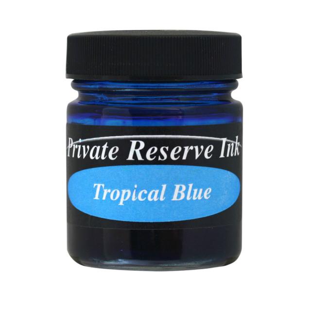 【即納可能】プライベートリザーブインク(Private Reserve Ink) ボトルインク トロピカルブルー Tropical Blue