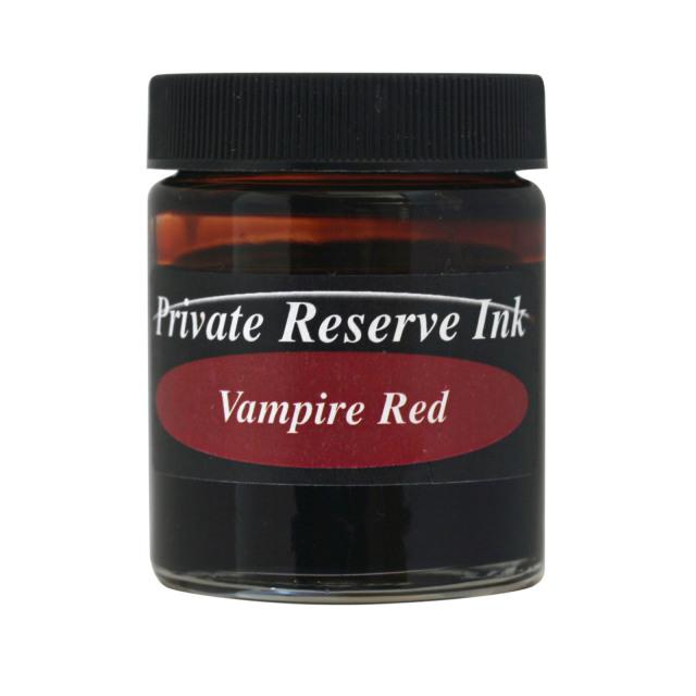 【即納可能】プライベートリザーブインク(Private Reserve Ink) ボトルインク ヴァンパイアレッド Vampire Red