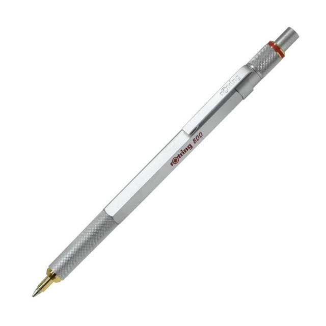 【お取り寄せ】ロットリング(ROTRING) 800 シルバー ボールペン 2032580