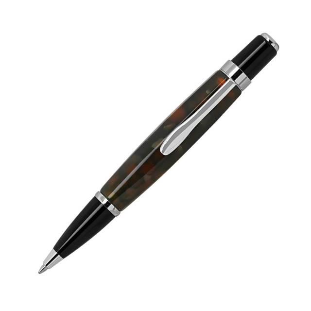 【即納可能】モンテベルデ(Monnteberude) カリスマ ブラウン ボールペン 1919513