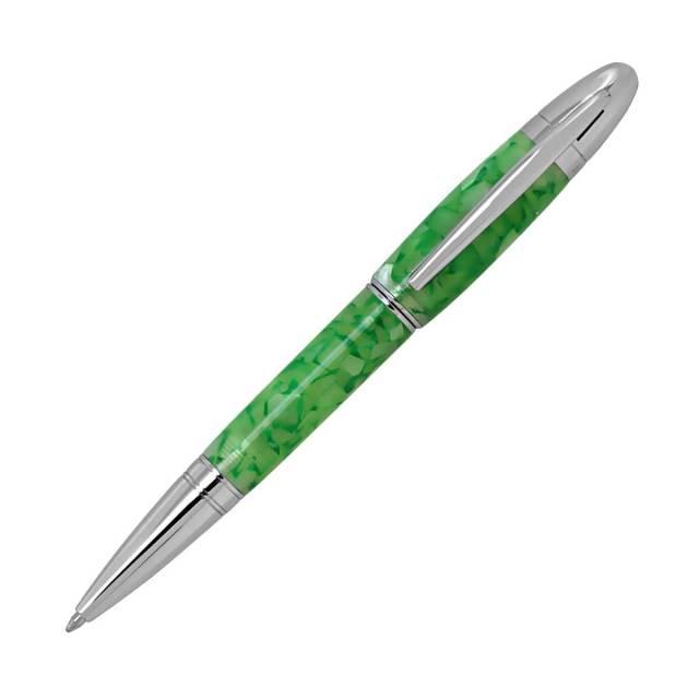 【即納可能】モンテベルデ(Monnteberude) パロマ クラックアイスグリーン ボールペン 1919114