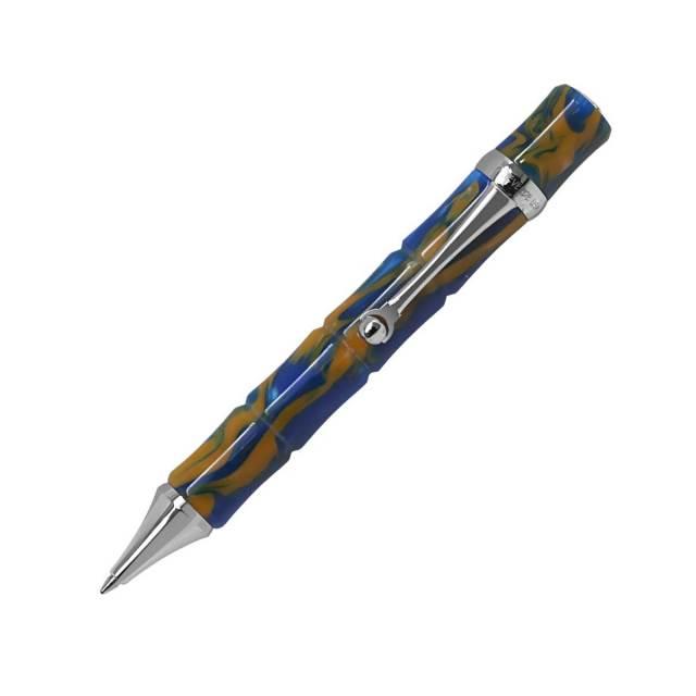【即納可能】モンテベルデ(Monnteberude) ラグーナ ブルー ボールペン 1919085