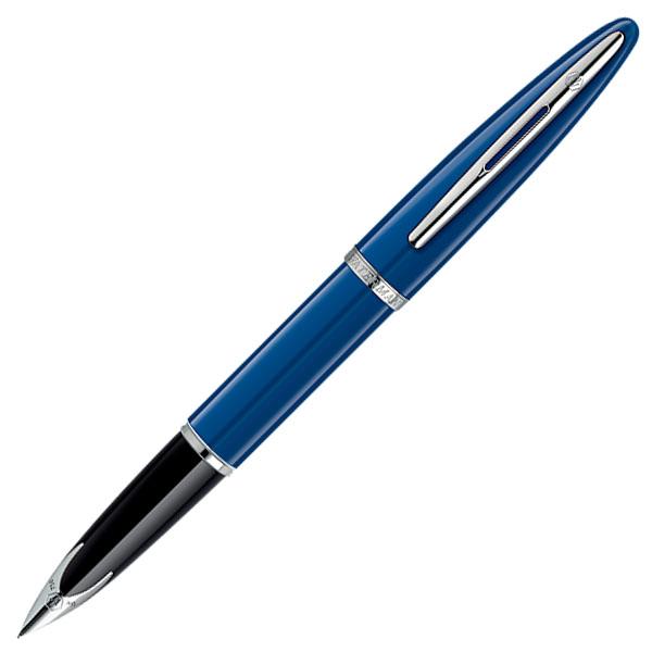 【お取り寄せ】ウォーターマン(WATERMAN)カレン ブルーST 万年筆