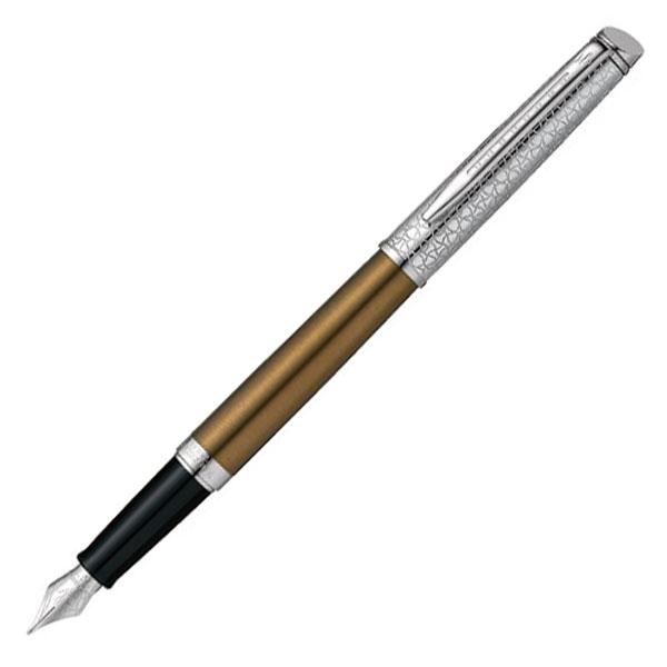 【お取り寄せ】ウォーターマン(WATERMAN)メトロポリタン ブロンズサテンCT 万年筆