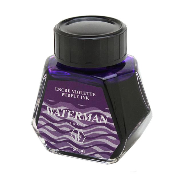 【即納可能】ウォーターマン(WATERMAN) ボトルインク 50ml 旧パッケージデザイン