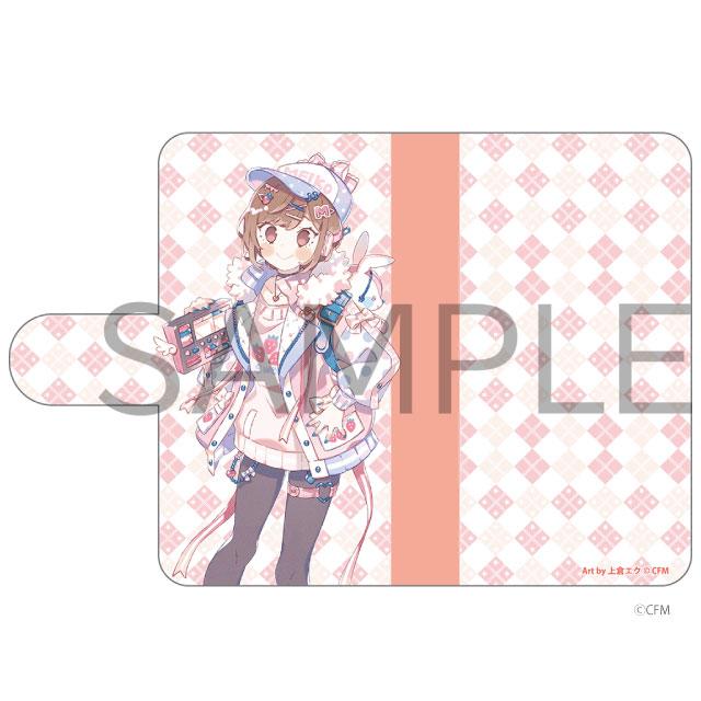 HATSUNE MIKU Digital Stars 2021 Animax Cafe+ 手帳型汎用スマホケース MEIKO