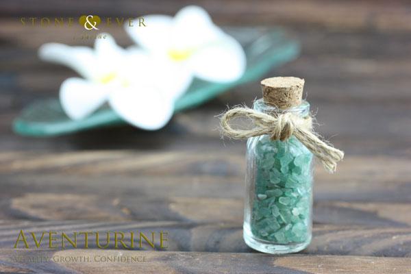 さざれ石(天然石・小粒) 『アベンチュリン』