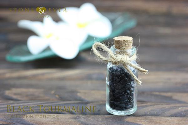 さざれ石(天然石・小粒) 『黒トルマリン』