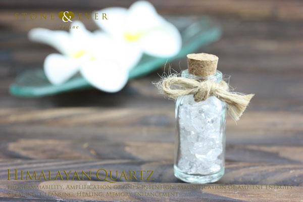 さざれ石(天然石・小粒) 『ヒマラヤ水晶』