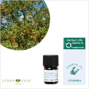 【生活の木】アロマオイル『プチグレイン・ビターオレンジ 3mL』[08-449-3410]