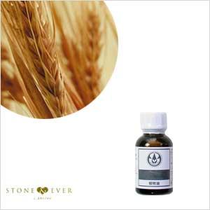 【生活の木】キャリアオイル(マッサージオイル/植物油)『小麦胚芽オイル(ウィートジャームオイル) 25mL』[12-401-1070]