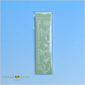 【生活の木】容器&道具『ムエット・ノートタイプ(50本)』[13-003-0010]