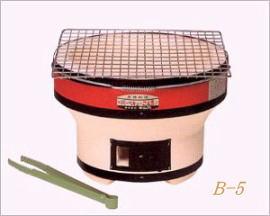 バーベキューコンロ丸型
