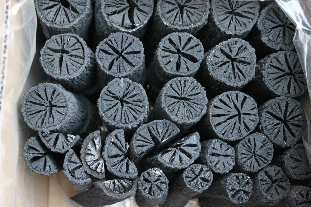 京・茶の湯炭の里 風炉用組炭5組セット