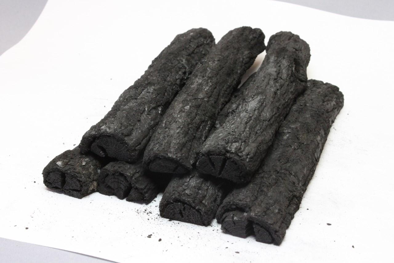 風炉用お茶炭 割管炭