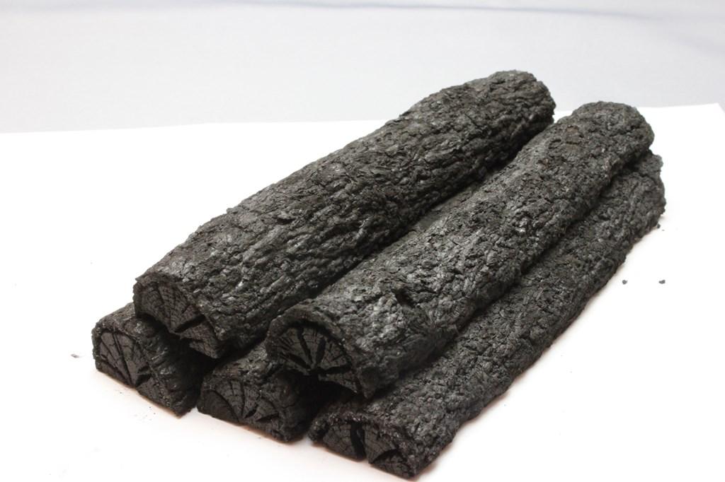 炉用お茶炭 割管炭