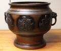 仙人銅火鉢