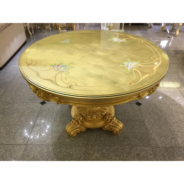 Dining Table / ゴールド ダイニングテーブル |IB Selection|DNG0027