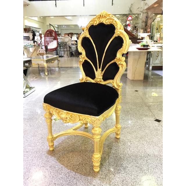 Dining Chair / ゴールド ダイニングチェア |IB Selection|CAI0018