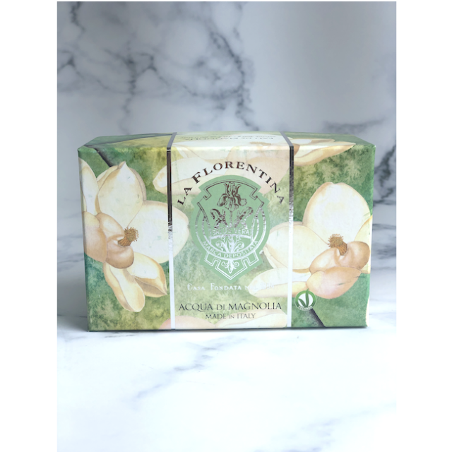 La Florentina Soap/ラ フロレンティーナ ソープ|Fresh Magnolia/フレッシュ マグノリア|MIS1008IB