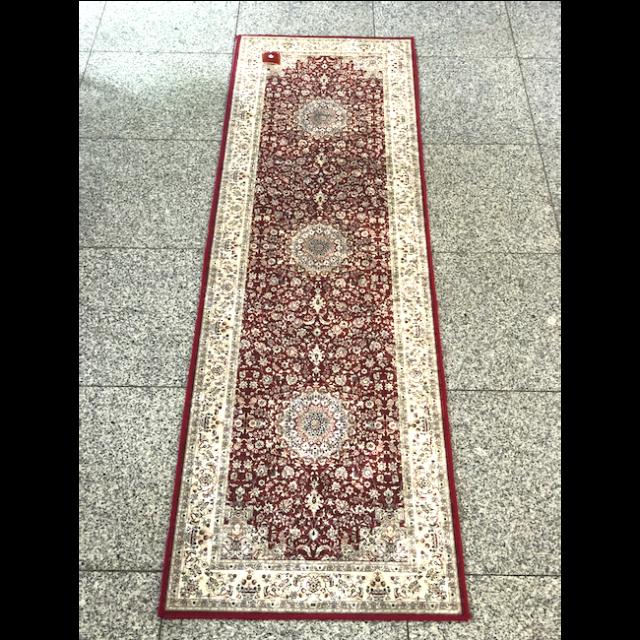 Persian carpet style Kitchen mat /ペルシャ絨毯風 キッチンマット|Red / レッド 赤色|MIS1014IB