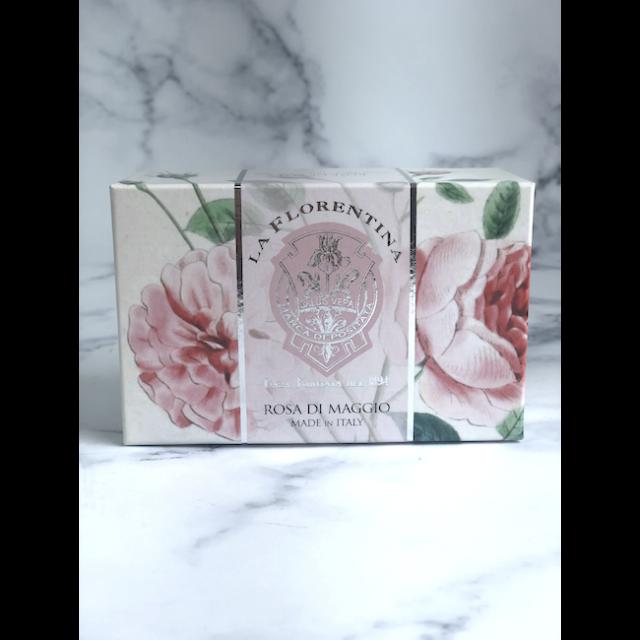 La Florentina Soap/ラ フロレンティーナ ソープ|Rose of May/ローズ オブ メイ|MIS1009IB