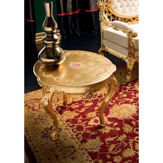 ART. 826-Side Table/サイドテーブル|φ65cm|TBL0054SLK