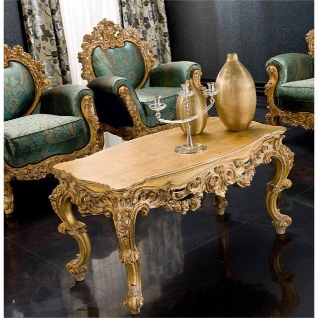 ART. 8845-Center Table/センターテーブル|119cm|TBL0065SLK
