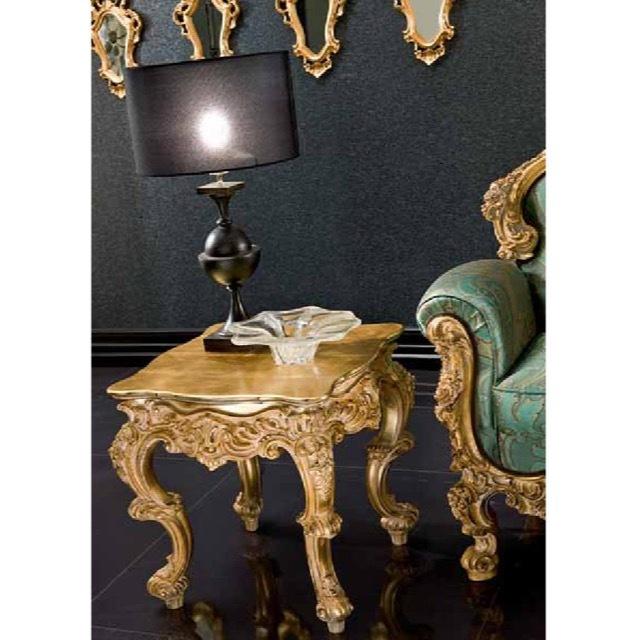 ART. 8847-Side Table/サイドテーブル|60cm|TBL0067SLK