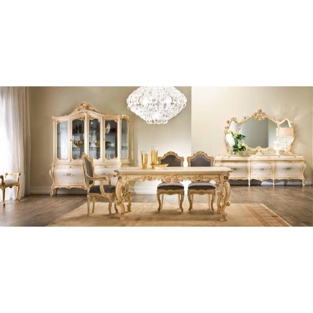 ART. 945-Dining Table/ダイニングテーブル|200cm|SILIK|DNG0048SLK