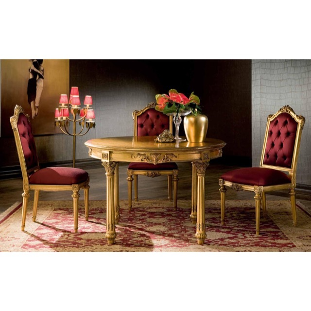 ART. 9934-Dining Table/ダイニングテーブル|φ120cm|SILIK|DNG0051SLK