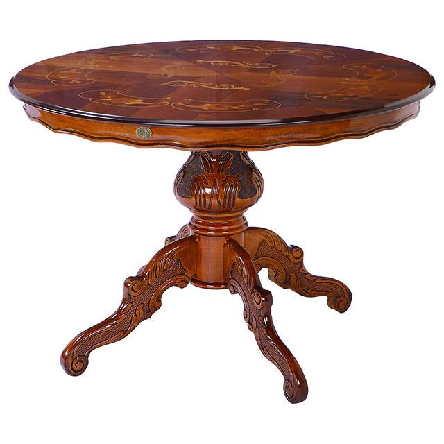 Dining Table / ダイニングテーブル|イタリア製|象嵌ダイニングテーブル|ATTICA|TBL0012ATC