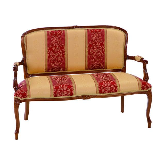 Salon Sofa / サロンソファ|ベンチ|2人掛けチェア|イタリア製|ATTICA|SF0024ATC