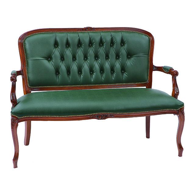 Salon Sofa / サロンソファ|ベンチ|2人掛けチェア|イタリア製|ATTICA|SF0025ATC