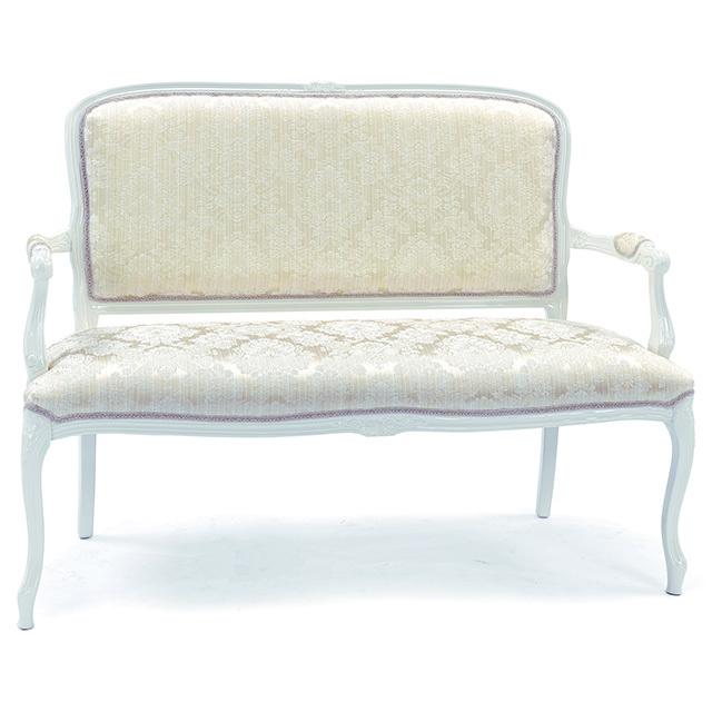 Salon Sofa / サロンソファ|ベンチ|2人掛けチェア|イタリア製|ATTICA|SF0027ATC