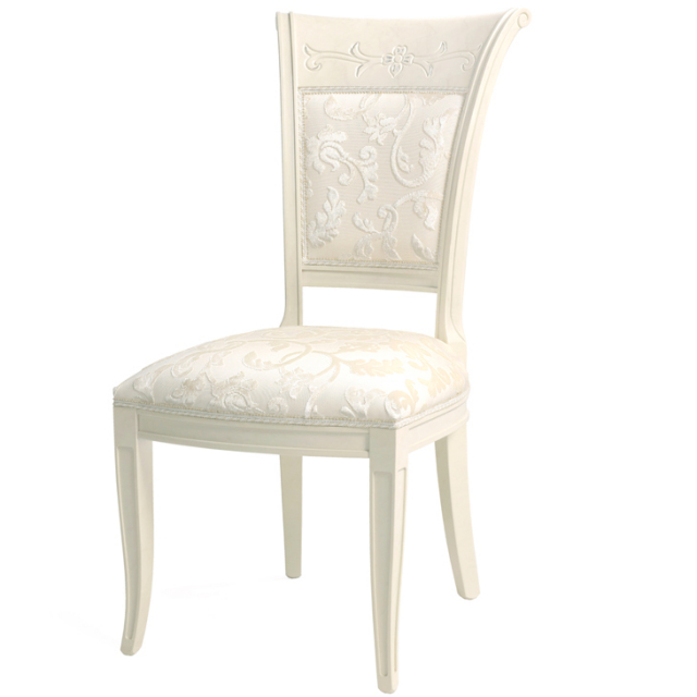 Giulietta - Dining Chair / ジュリエッタ 鏡面仕上げ ダイニングチェア|Saltarelli : イタリア|CAI0008SRL