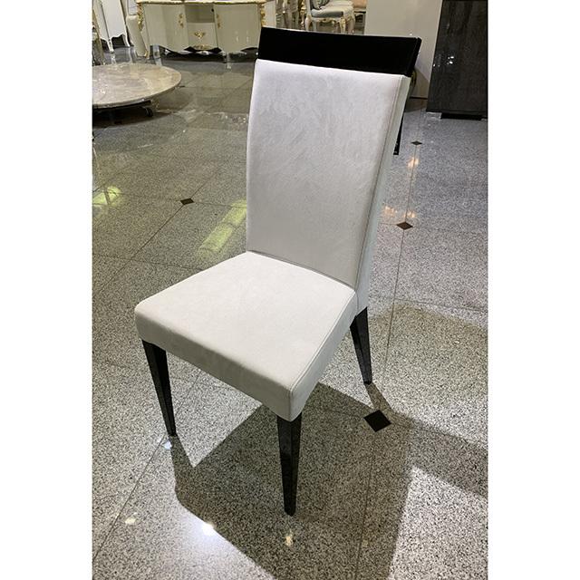 Chair - チェア|黒・グレー仕上げ|チェア単品|イタリア製|CAL0088IB