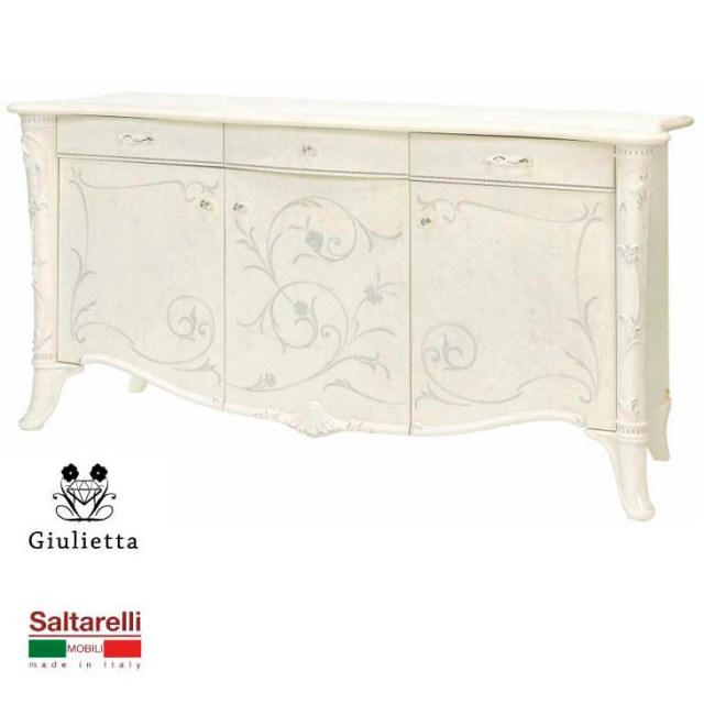 Giulietta - 3D Side Board / ジュリエッタ 3D サイドボード|Saltarelli : イタリア|CSL0001SRL