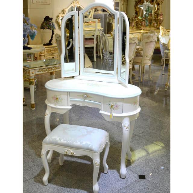 Dresser / 白クラックドレッサー|IB Selection|CSL0010