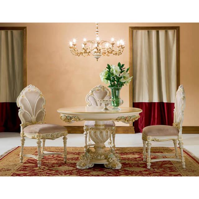 Art.9954/9957 -  Dining Table Set / ダイニングテーブルセット|SILIK : イタリア|DNG0003SLK