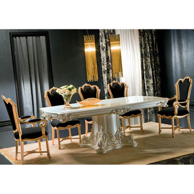 9975 -  Dining Table / APOLLONIA - ダイニングテーブル|SILIK : イタリア|DNG0004SLK