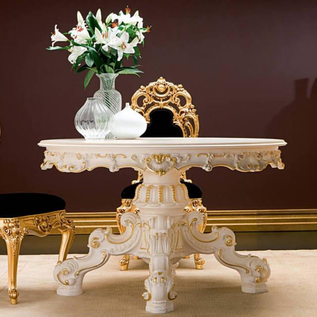 994 -  Dining Table / MINERVA - ダイニングテーブル|SILIK : イタリア|DNG0005SLK