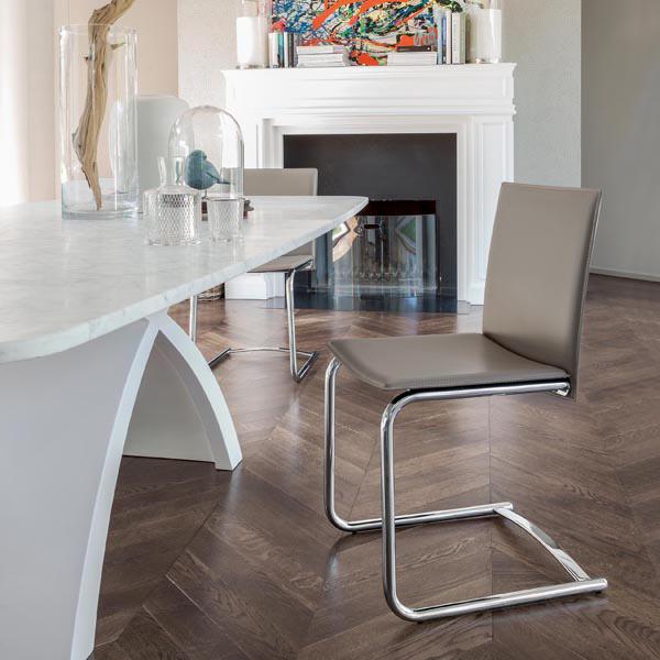 Dining Chair / GINZA - ダイニングチェア|TONIN CASA / トニンカーサ : イタリア|DNG0010TNC