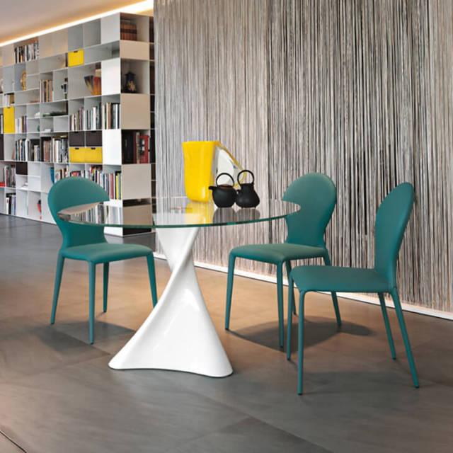 Dining Table / LA DÉFENSE - ダイニングテーブル ラ・ディファンス|TONIN CASA / トニンカーサ : イタリア|DNG0013TNC