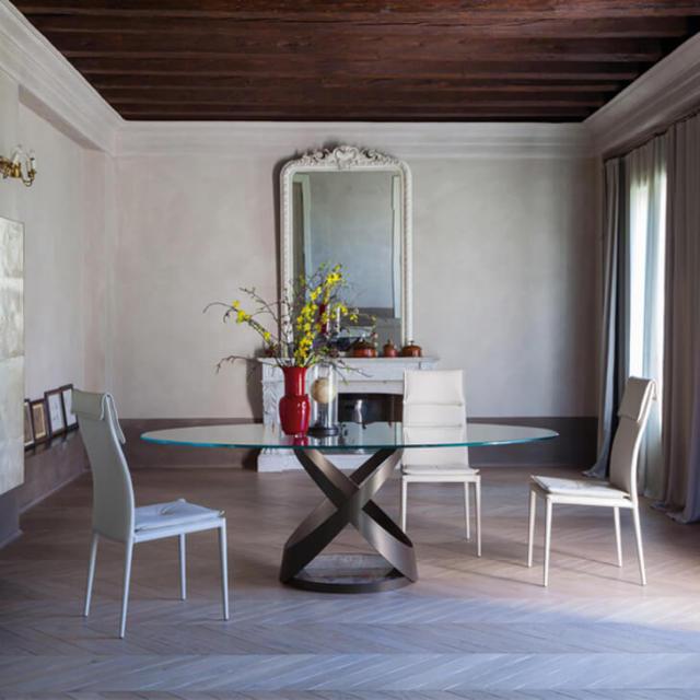 Dining Table / CAPRI - ダイニングテーブル カプリ|TONIN CASA / トニンカーサ : イタリア|DNG0014TNC